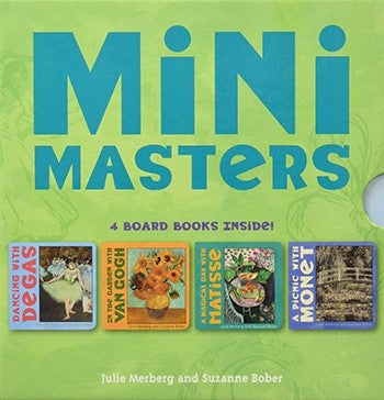 Mini Masters Boxed Set By Julie Merberg and Suzanne Bober