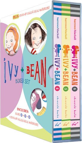 Ivy and Bean Boxed Set 2 (Books 4-6)  By Annie Barrows, Illustrated by Sophie Blackall