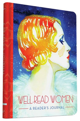 Well-Read Women: A Reader's Journal by Samantha Hahn