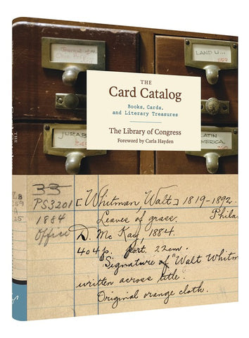 The Card Catalog by Carla Hayden
