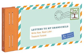 Letters to My Grandchild By Lea Redmond