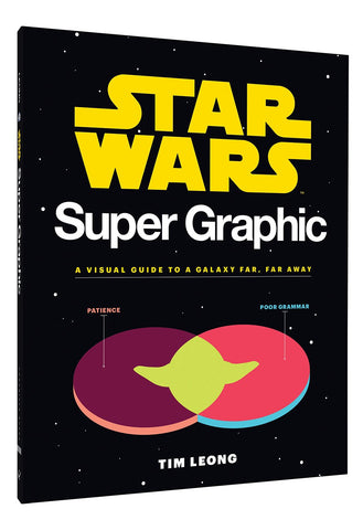 Star Wars® Super Graphic by Tim Leong