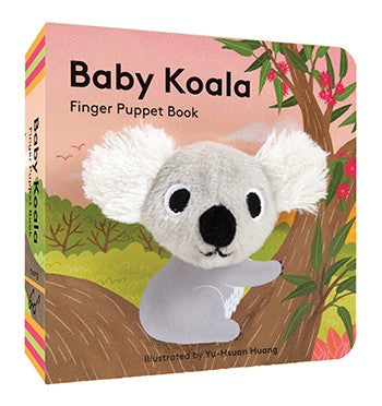 Baby Koala: Finger Puppet Book  By Chronicle Books