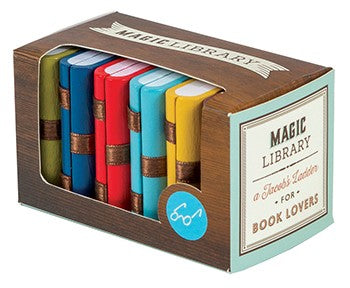 Magic Library: A Jacob's Ladder for Book Lovers By Chronicle Books