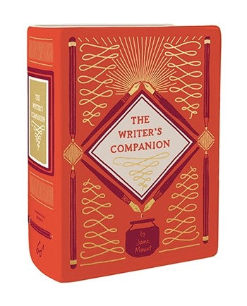 Bibliophile Vase: The Writer's Companion by Jane Mount