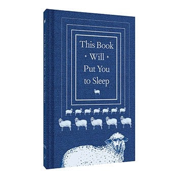 This Book Will Put You to Sleep by Chronicle Books