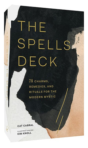 The Spells Deck By Cat Cabral