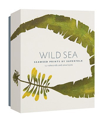 Wild Sea Notecards By Superfolk