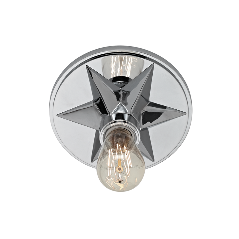 Bethesda 1 Light Flush Mount
