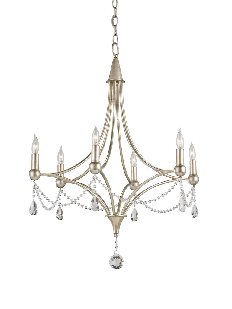 Etiquette Chandelier design by Currey & Company