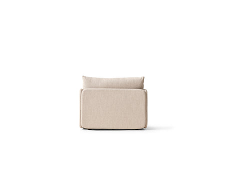 Offset Sofa Chair in various colors by Menu