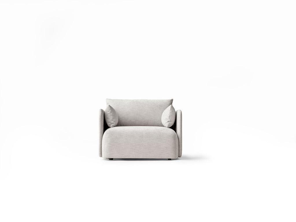 Offset Sofa Chair in various colors