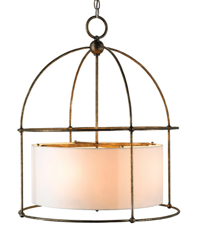 Benson Lantern design by Currey & Company