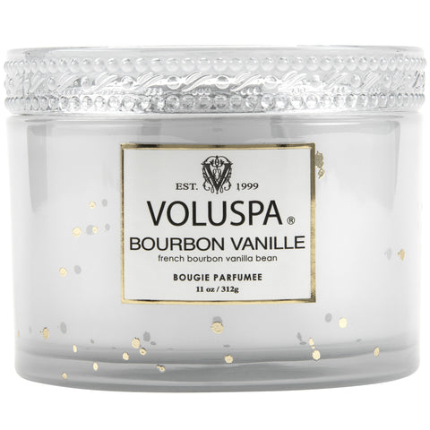 Corta Maison Candle in Bourbon Vanille design by Voluspa