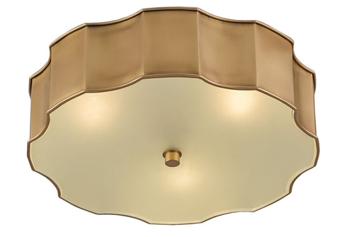Wexford Flush Mount design by Currey & Company