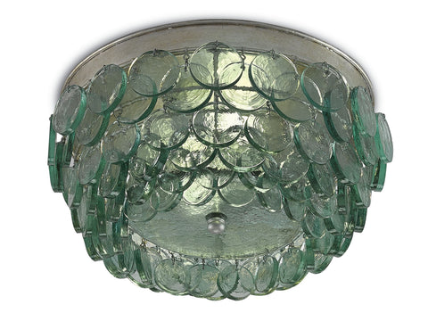 Braithwell Flush Mount design by Currey & Company