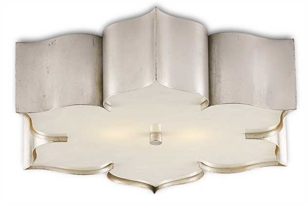 Grand Lotus Flush Mount by Currey & Company