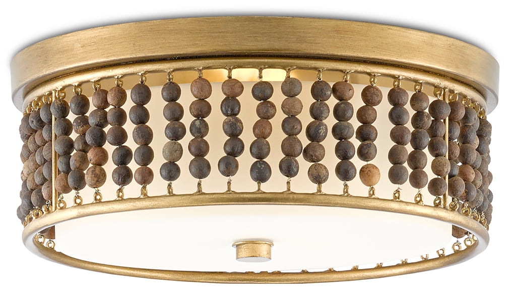 Ferber Flush Mount by Currey & Company