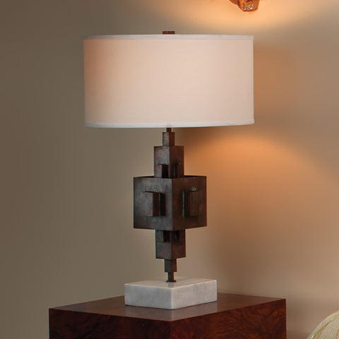 Apprentice Table Lamp design by Jamie Young