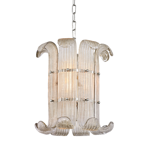 Brasher 4 Light Chandelier by Hudson Valley Lighting