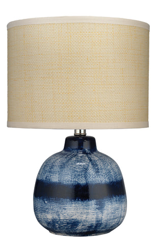 Small Batik Table Lamp design by Jamie Young