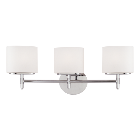 Trinity 3 Light Bath Bracket by Hudson Valley Lighting