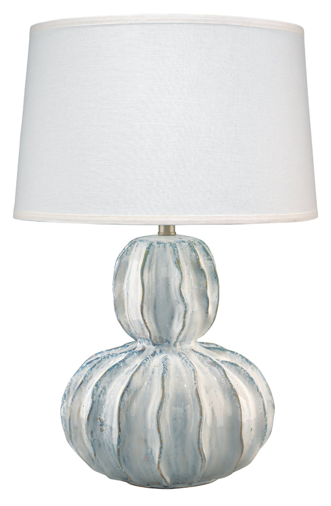 Oceane Gourd Table Lamp design by Jamie Young