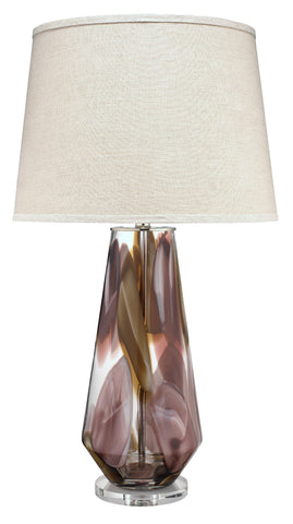 Watercolor Table Lamp design by Jamie Young