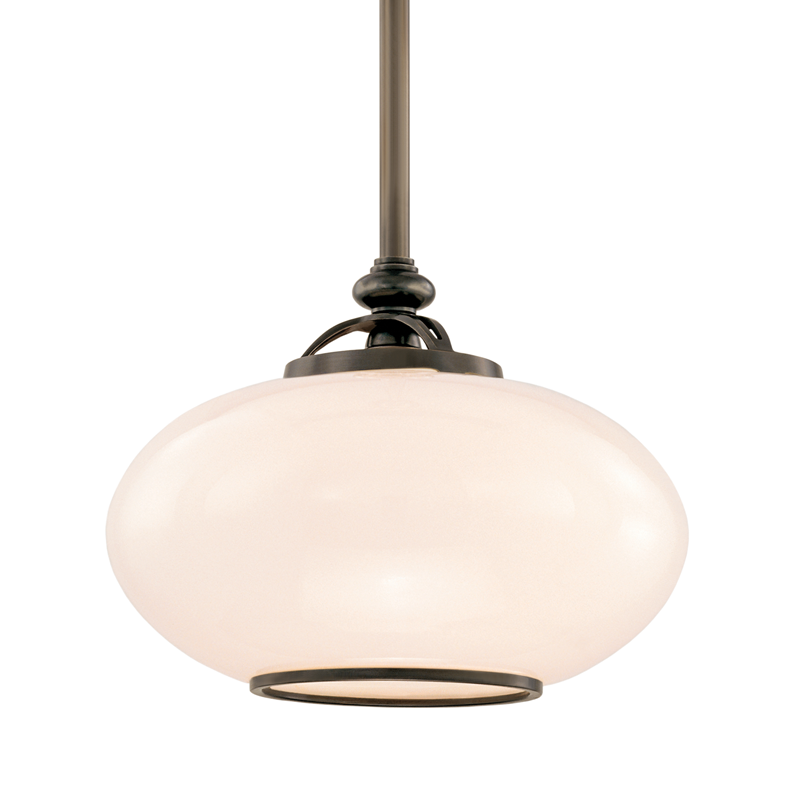 Canton 1 Light Pendant