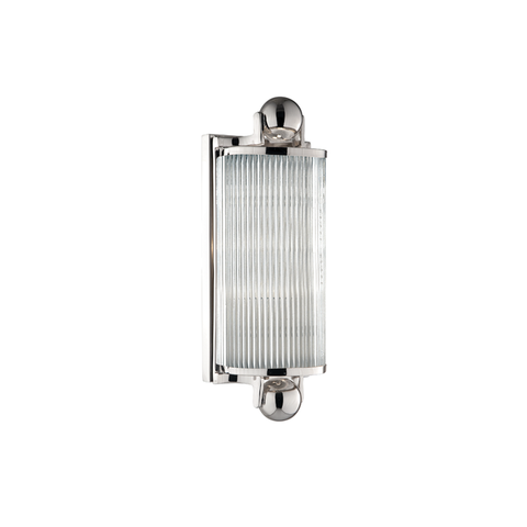 Mclean 1 Light Bath Bracket by Hudson Valley Lighting