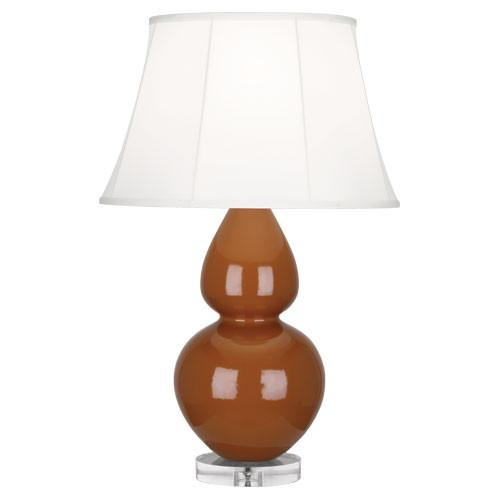 Double Gourd Collection Table Lamp design by Robert Abbey