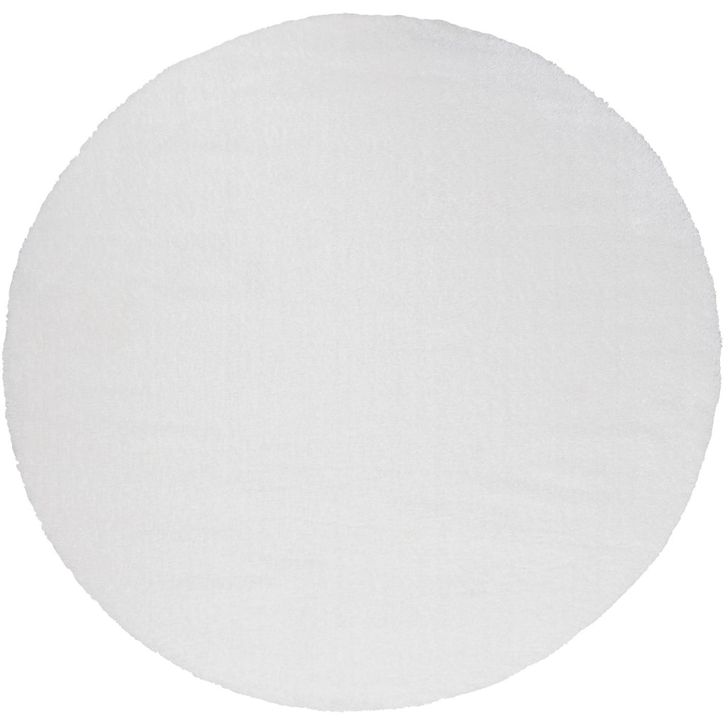 Alaska Shag AAS-2301 Rug in White by Surya