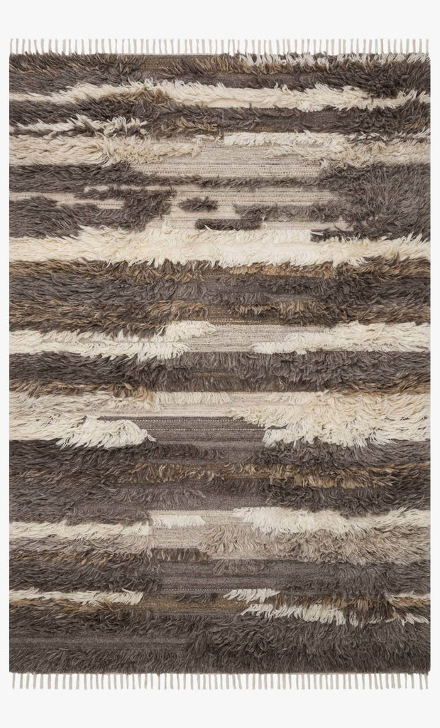 Abbot Rug in Natural & Multi by ED Ellen DeGeneres Crafted by Loloi