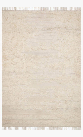 Abbot Rug in Natural & Ivory by ED Ellen DeGeneres Crafted by Loloi
