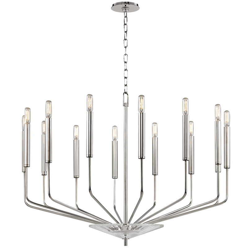 Gideon 14 Light Chandelier by Hudson Valley Lighting