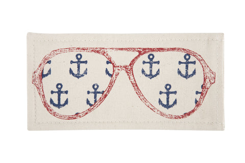 Captain Sunglass Case design by Thomas Paul