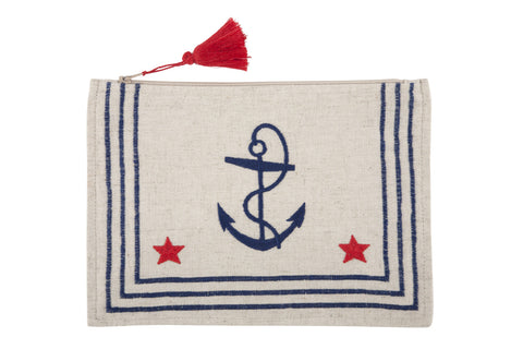 Sailor Shirt Pouch design by Thomas Paul