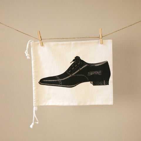 Gentlemen's Shoe Bag design by Thomas Paul