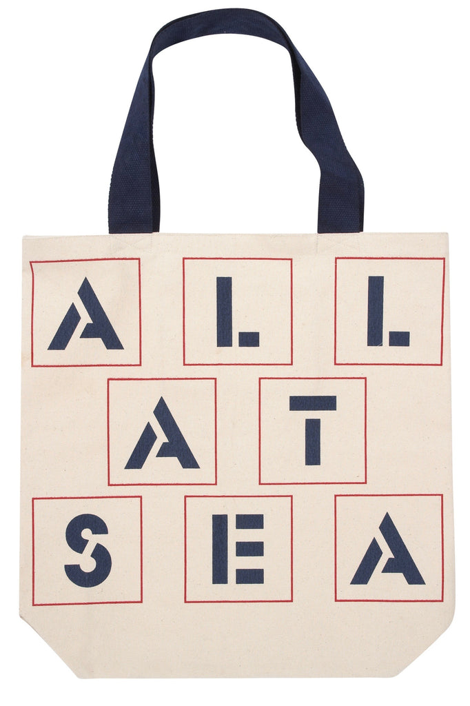 Flags Tote Bag design by Thomas Paul