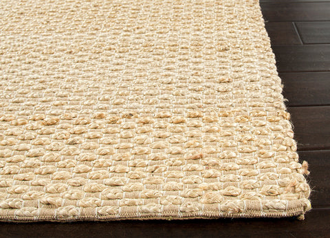 Andes Collection Braidley Rug in Stone design by Jaipur