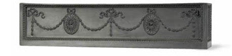 Adam Window Box in Faux Lead Finish design by Capital Garden Products - BURKE DECOR