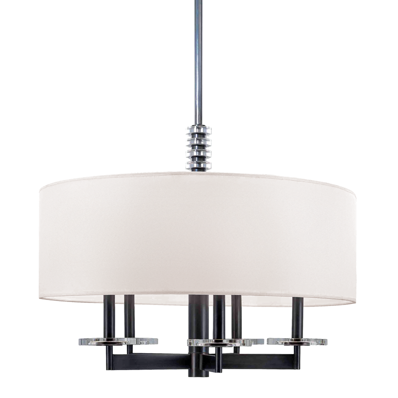 Chelsea 5 Light Chandelier by Hudson Valley Lighting