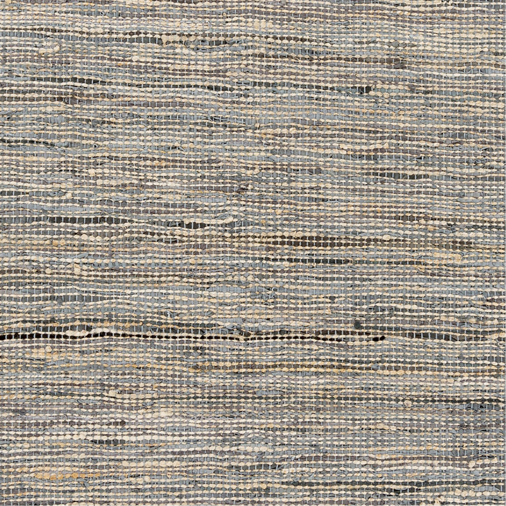Adobe ADB-1000 Hand Woven Rug in Taupe & Bright Blue by Surya