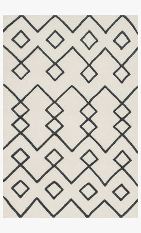 Adler Rug in Ivory design by Loloi