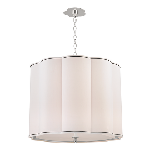 Sweeny 5 Light Chandlier by Hudson Valley Lighting