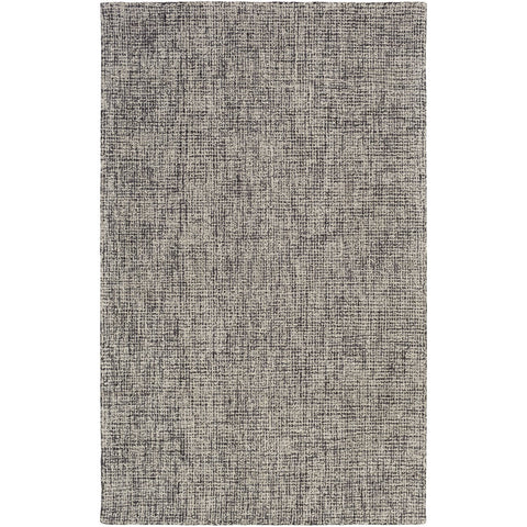 Aiden AEN-1002 Hand Tufted Rug in Navy & Charcoal by Surya
