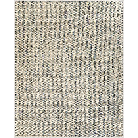 Avera rug in Dark and Black