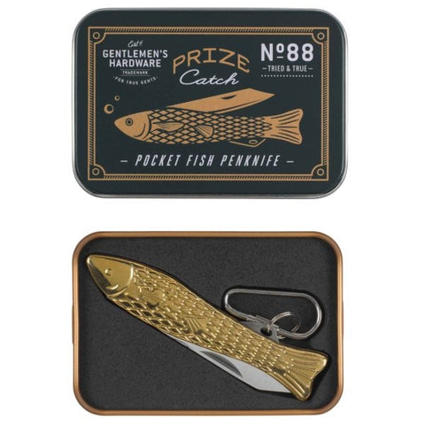Fish Pen Knife