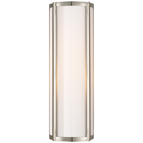 Basil Small Linear Sconce by Alexa Hampton