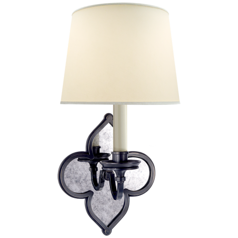 Lana Single Sconce by Alexa Hampton